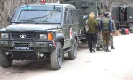 Kashmir: 2 terrorists killed in encounter