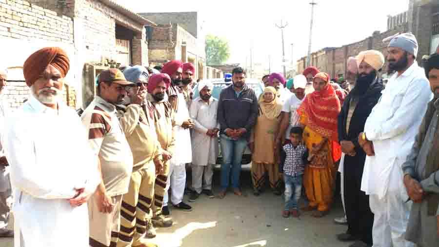 Kins Donate Amarjeet's Deadbody For Medical Resarch
