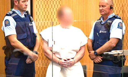 New Zealand: The attacker was detained till April 5
