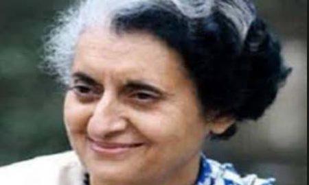 One can not remain Congress anti-Congress, Indira returns