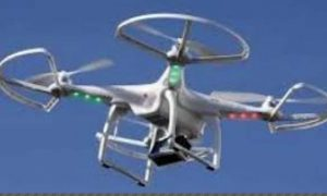 Pakistani drone appeared again in Sriganganagar sector