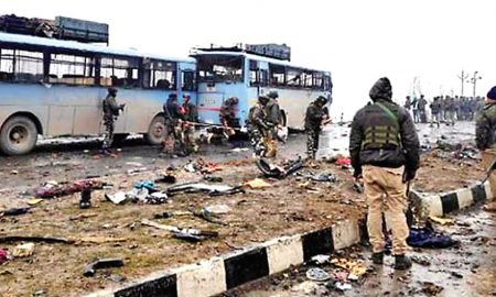 World News: Pulwama Tragedy Questions Raised?