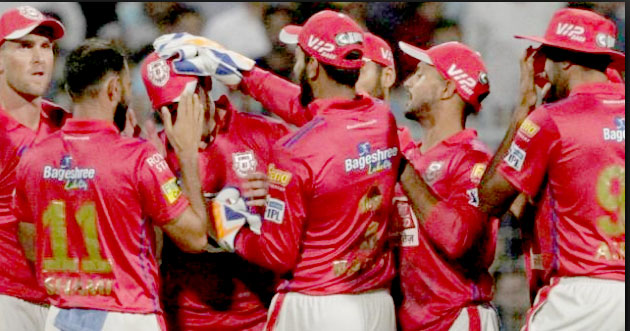 Punjab beat Mumbai by eight wickets