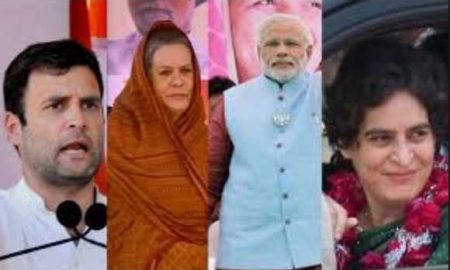Rally of 12 big star campaigners including Prime Minister in Haryana