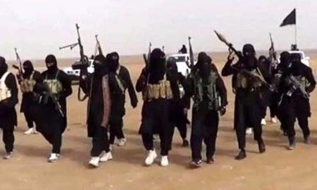 ISIS, Terrorists, Surrender