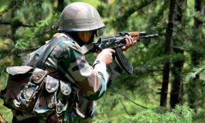 Terrorist, Encounter, Anantnag