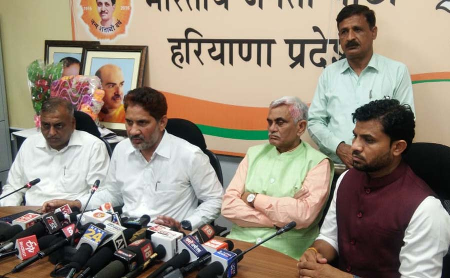 BJP,State,President,Subhash Barla