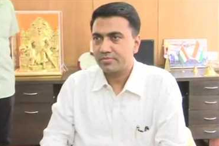 Pramod Sawant proves majority in assembly