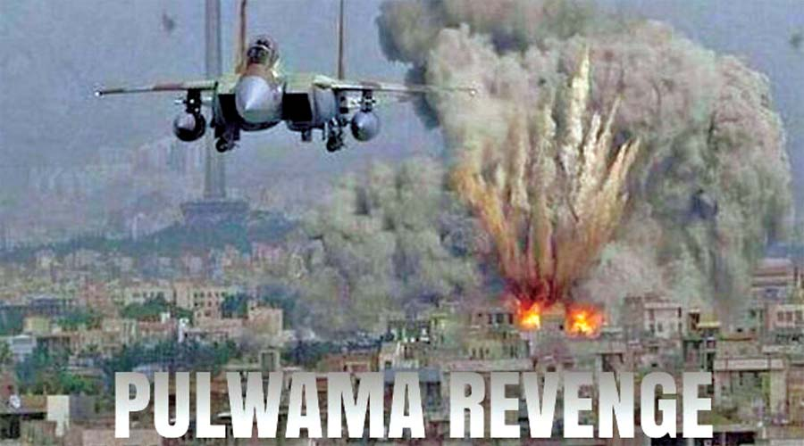 Pulwama, Attack