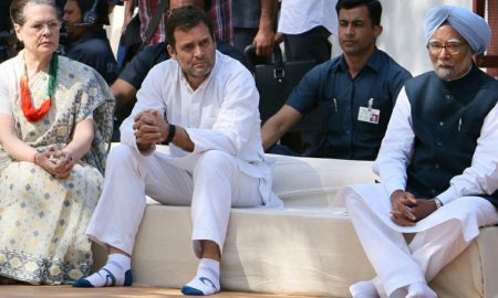 No sacrifice is big for defeating BJP's thinking: Rahul