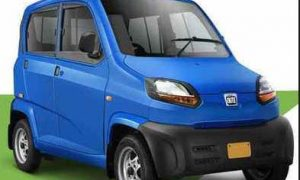 Bajaj launches 'Little Car' Cut