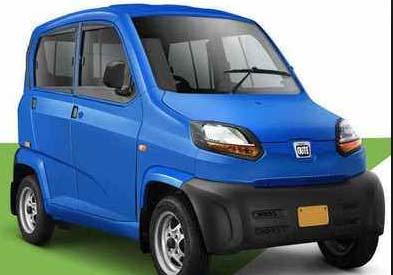 Bajaj launches 'Little Car' Cut