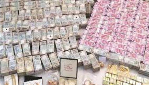 Election Commission seized 1582 crores of cash, liquor, gold, silver