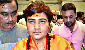 Election Commission sent a notice to Sadhvi Pragya seeking 24 hours cleanliness
