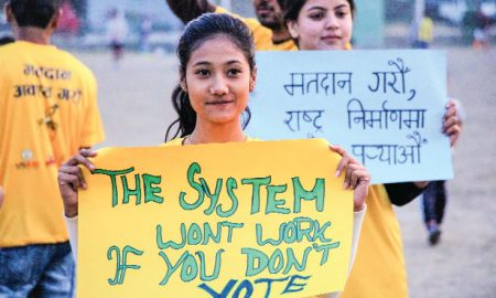 Elections and Young Generation
