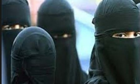 For security reasons, prevention of burqa, hijab in Sri Lanka