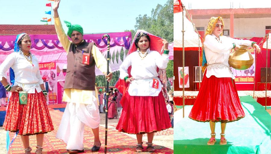 Hariyanavi, Fashion, Show