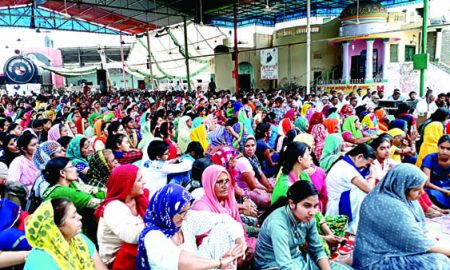 Hisar- Dera followers pledges for unity