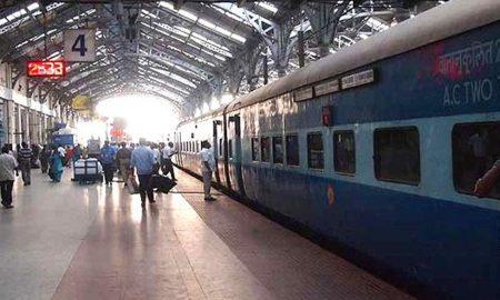 Indian, Railways