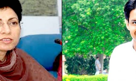 Kumari Selja candidate from Ambala