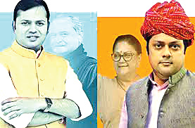 Many leaders are fighting to save the heritage in Rajasthan