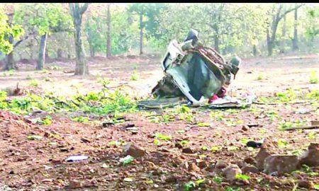 Modi condemns Maoist attack.