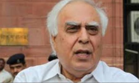 Modi government's policies harm the economic structure of the country: Sibal