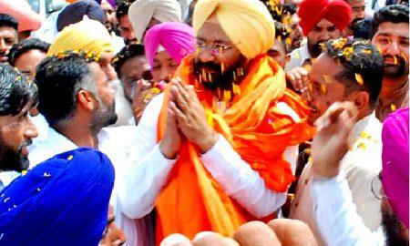 Parminder Singh Dhindsa