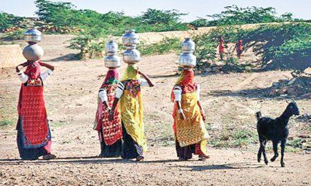 Rajasthan, Drinking, Water, Crisis