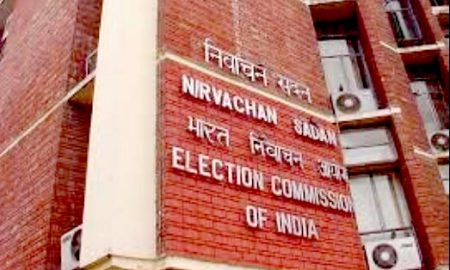 Sanction to change the building of polling booths