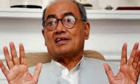 Simi and Bajrang Dal had the courage to recommend both: Digvijay