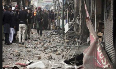 Three security personnel killed in Pakistan bomb blast