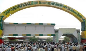 Dera Sacha Sauda,Foundation,Day