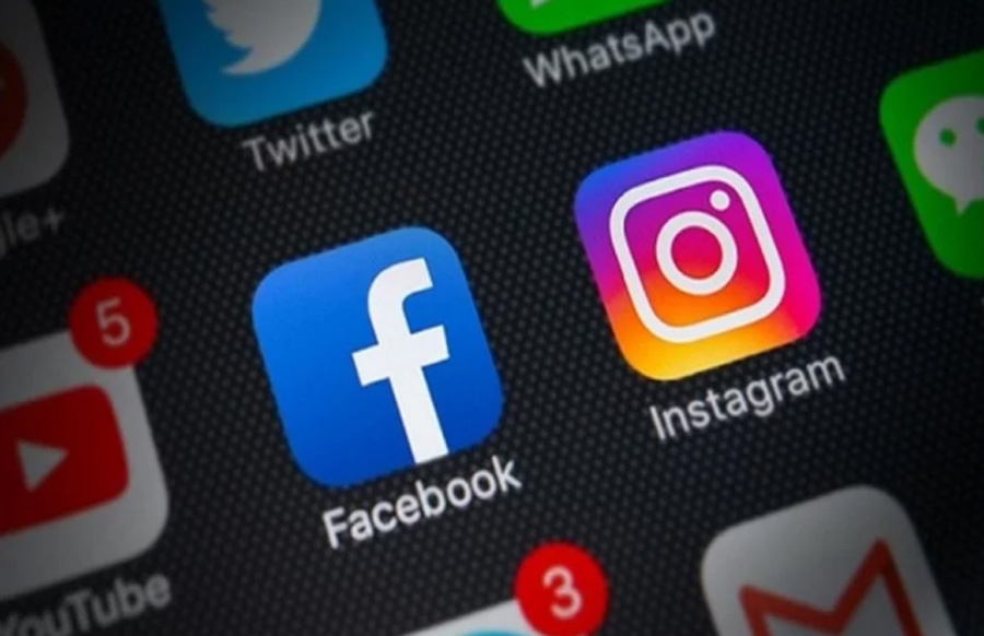 Sri Lanka, Ban, Facebook, Instagram