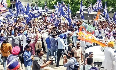 lok sabha election punjab