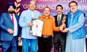 Golden, Achiever, Award