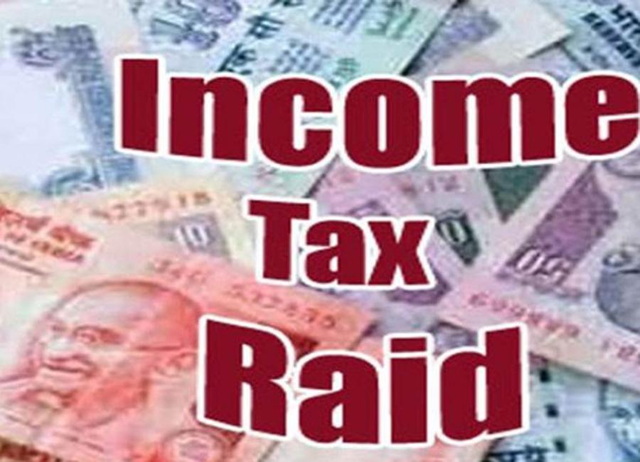 Income, Tax, Department, Raids