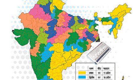 Voting, Begins, Lok Sabha, Seats