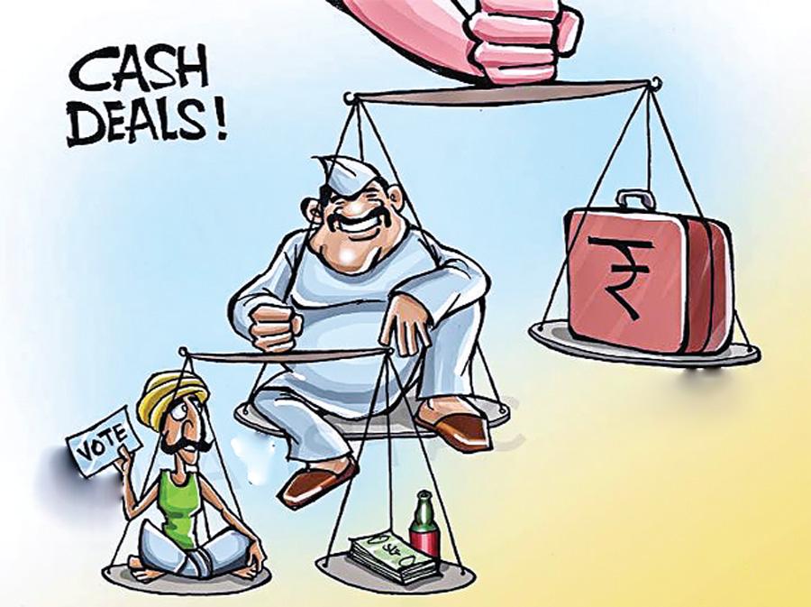 Bribery, Voters