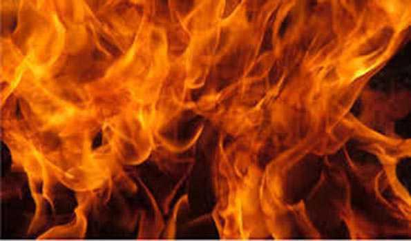Fire in Hospital
