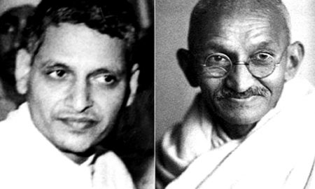 A debate Via Gandhi vs. Godse