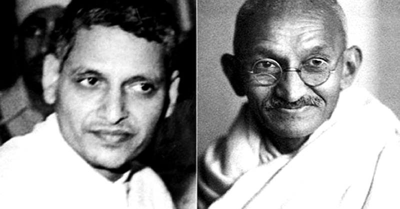 A debate Via Gandhi vs. Godse