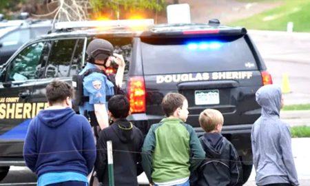 America: Raiders opened fire at Colorado School