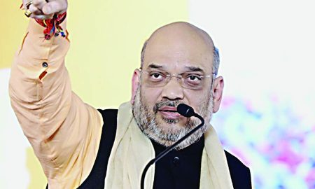शाह ने कहा मैं जय श्रीराम बाेलकर कोलकाता जा रहा हूं ममता में हिम्मत हो तो गिरफ्तार कर लें