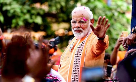 BJP again dominates the Modi brand
