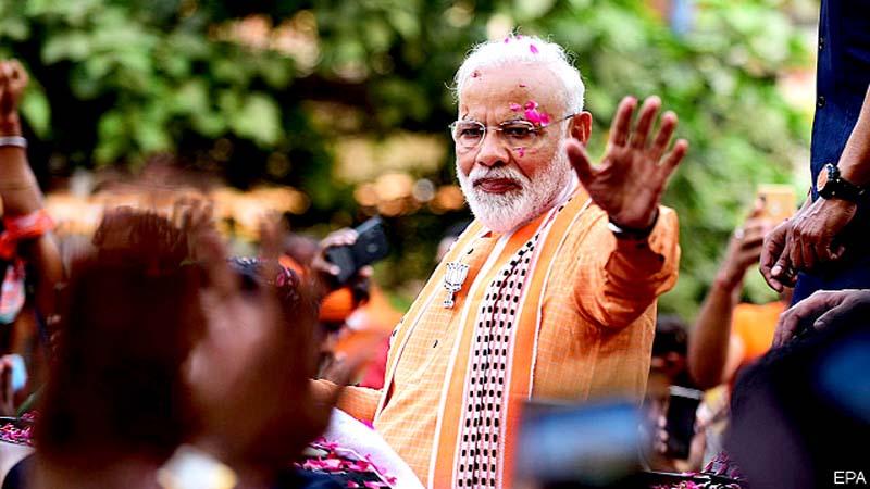 BJP again dominates the Modi brand