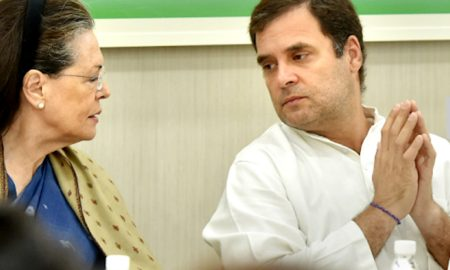 CWC meeting: Claims in reports- Rahul offered to quit Congress denies