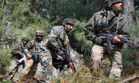 Encounter, Terrorists, Army