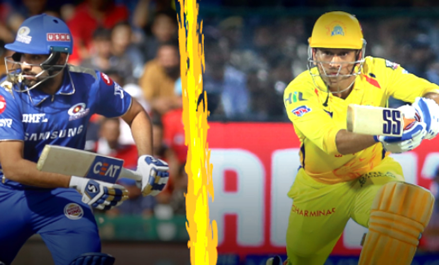 Mumbai's only one team which has more than 50% success rate against Chennai