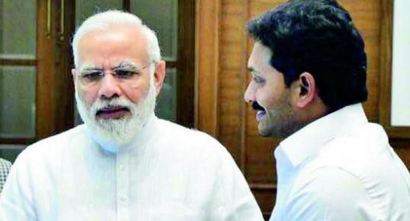 Jagan Reddy invites participation in Modi's oath